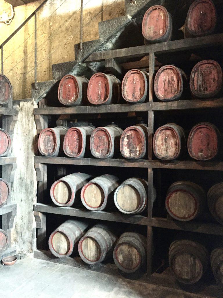 Wine tasting in Tuscany with Viator's Chianti Region Wine Tour - Castello di Poppiano
