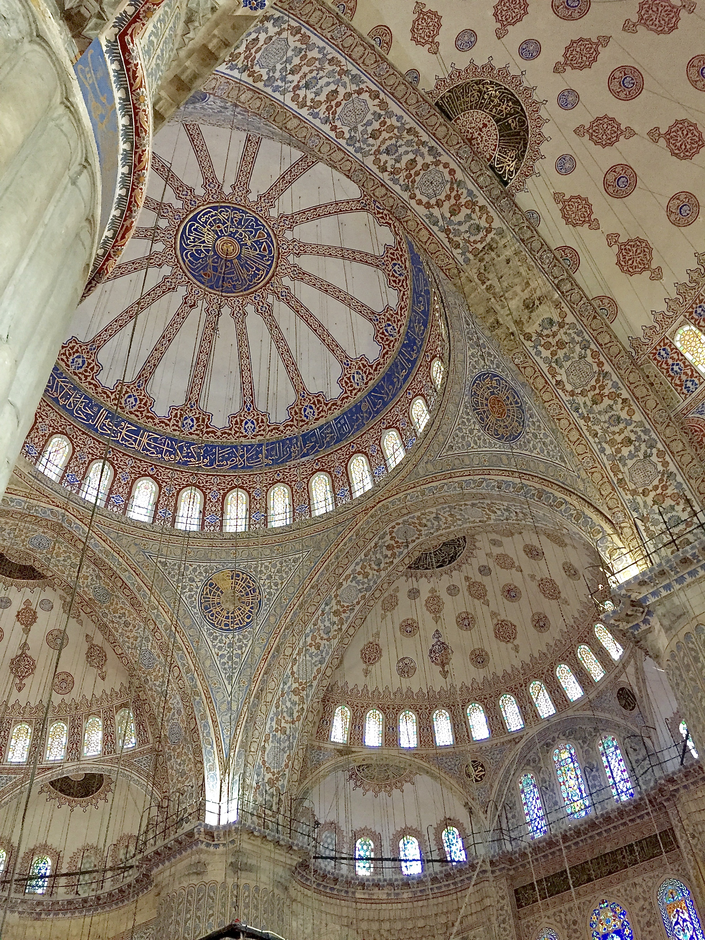 Image of the Blue Mosque, Stop 5 on our Istanbul itinerary