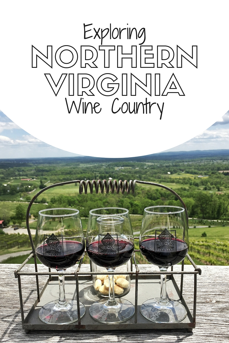 Cana Vineyards & Quattro Goomba's are two of Northern Virginia's most popular wineries. See what we think about them!