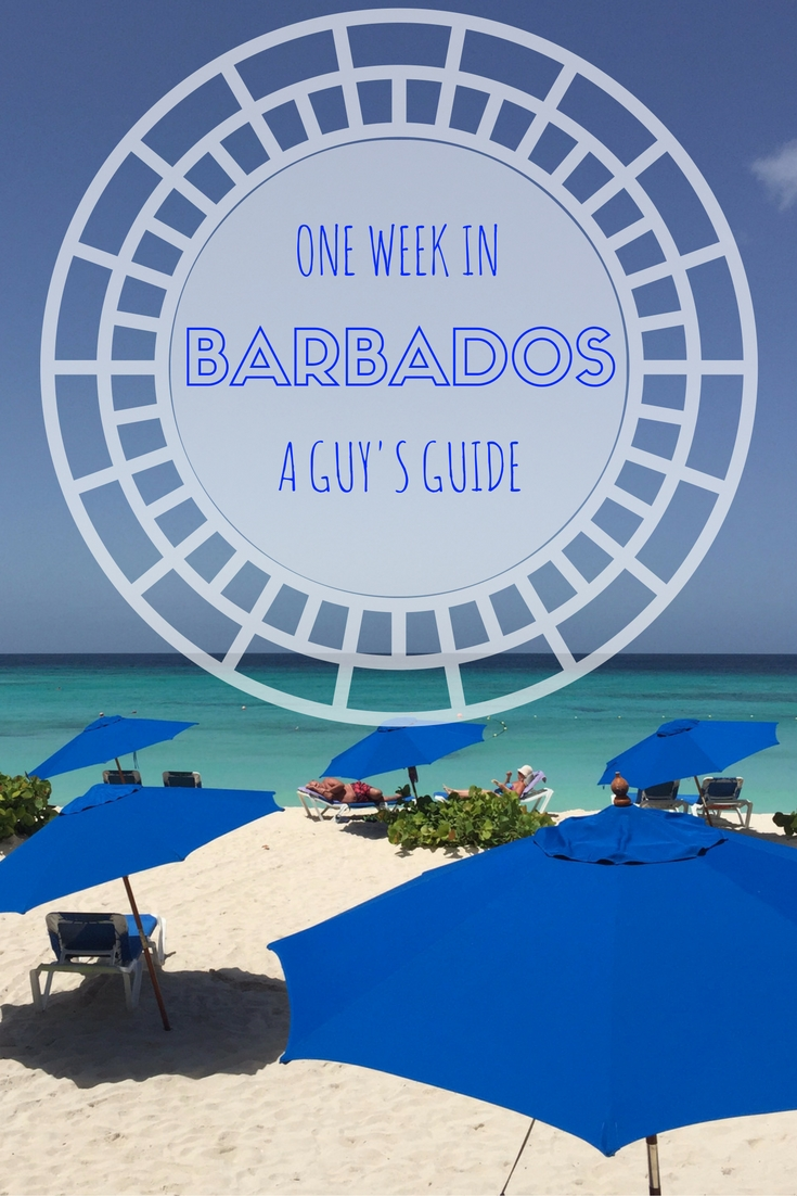 Barbados is the perfect spot for a true vacation - one of those ones where you barely do anything at all. Check our guide for stress-free ways to enjoy a week in the hot Barbados sun. By A Pair of Passports