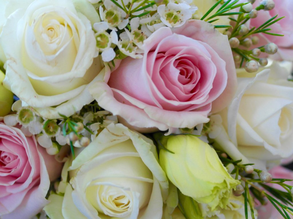 Our Intimate London Wedding - flowers from Birksen in Clapham Old Town