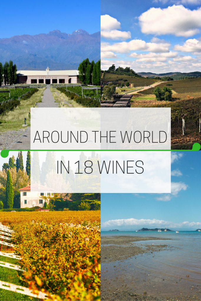 16 Bloggers share their experiences from 18 Wineries around the world. Discover the unique wine regions of the world starting here. From the US to Australia; Brazil to Turkey; and beyond.