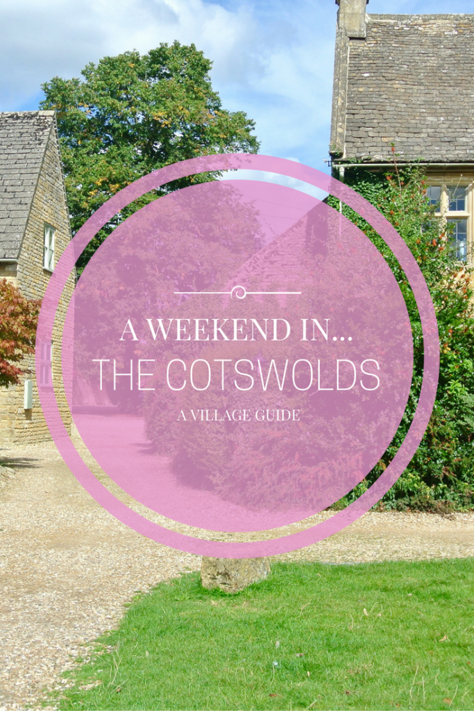 Enjoy a weekend in the Costwolds exploring villages, discovering the beauty of the countryside, and relaxing in cosy pubs. Check out our weekend itinerary. by A Pair of Passports