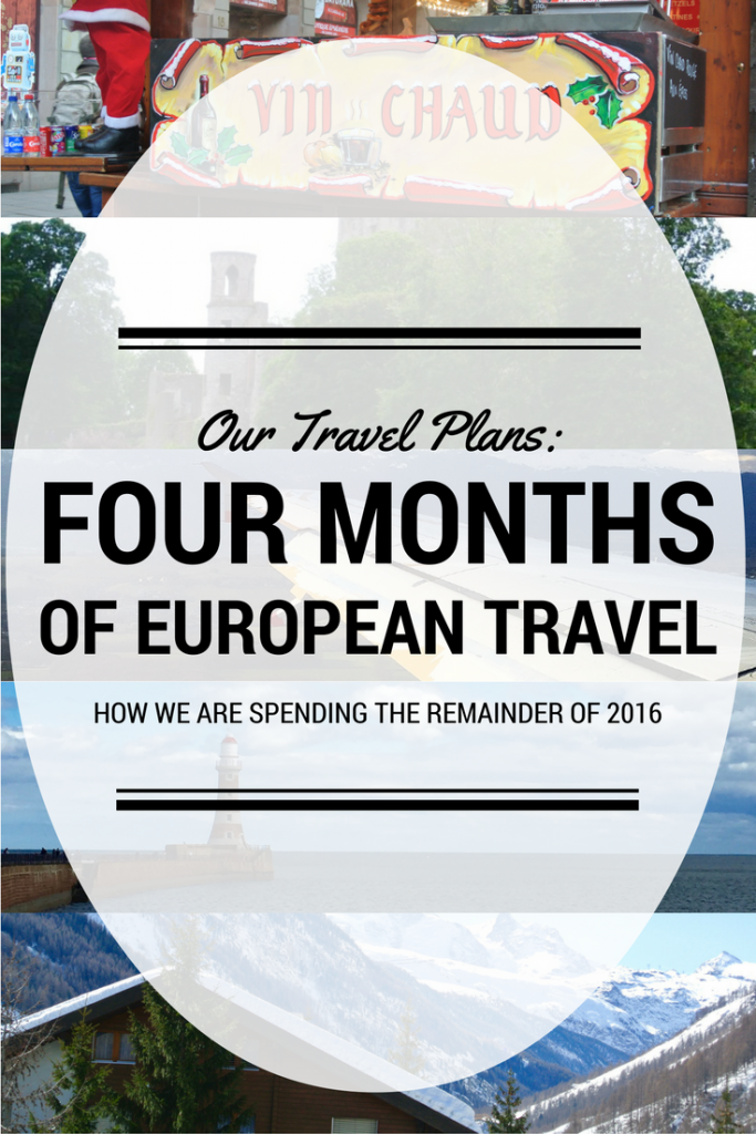 Find out where two travel bloggers are planning to travel in between their 9-5 commitments. By A Pair of Passports