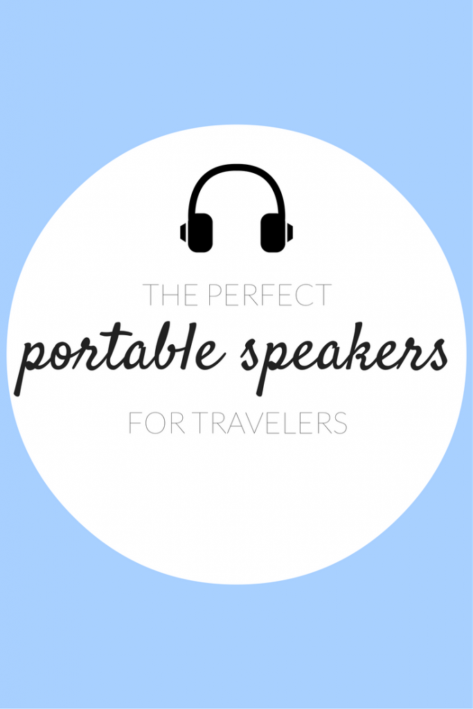 Gift Ideas: Portable Speakers for the Techie Traveler in your life. Bayan Audio Portable Speakers - Soundbook Go
