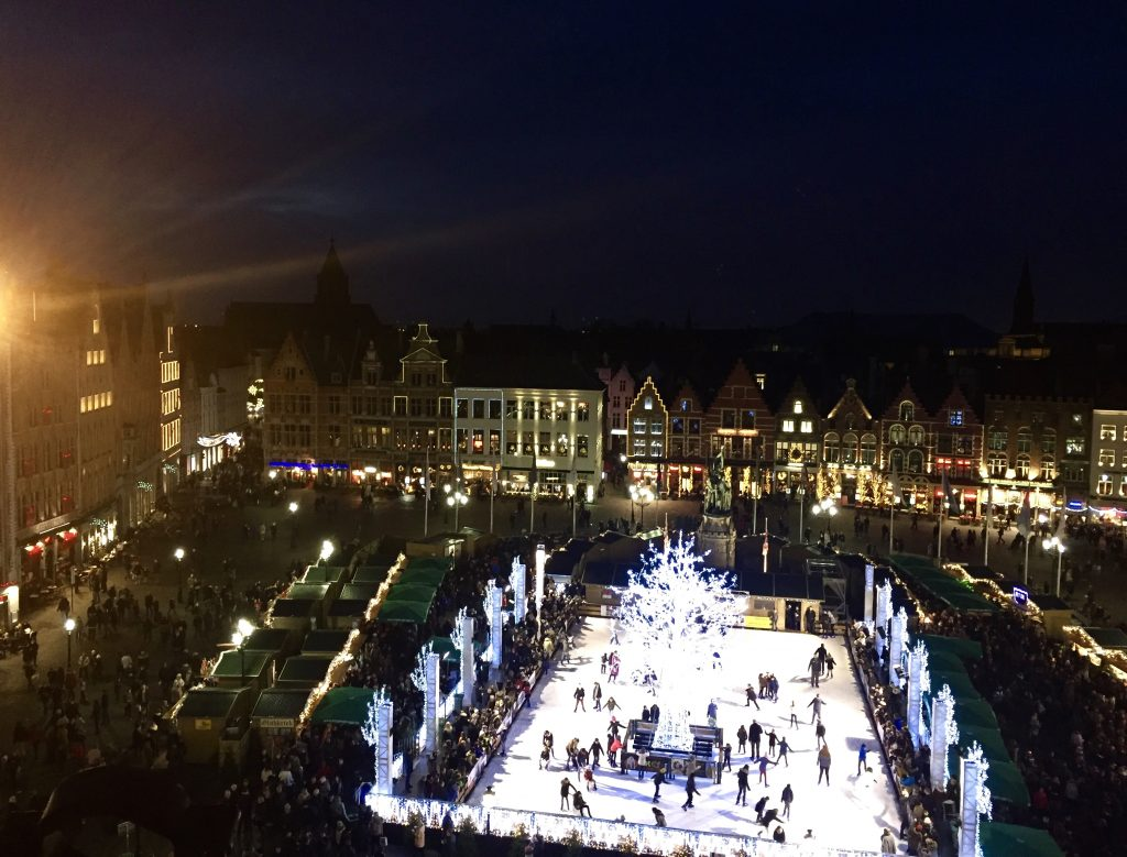 Winter in Bruges: Ideas for making the most of your time (and of the season) when visiting Bruges, Belgium during the winter