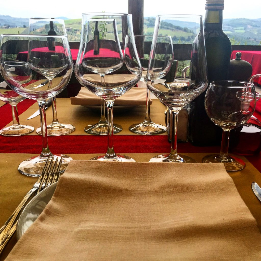 Wine tasting in Tuscany with Viator's Chianti Region Wine Tour