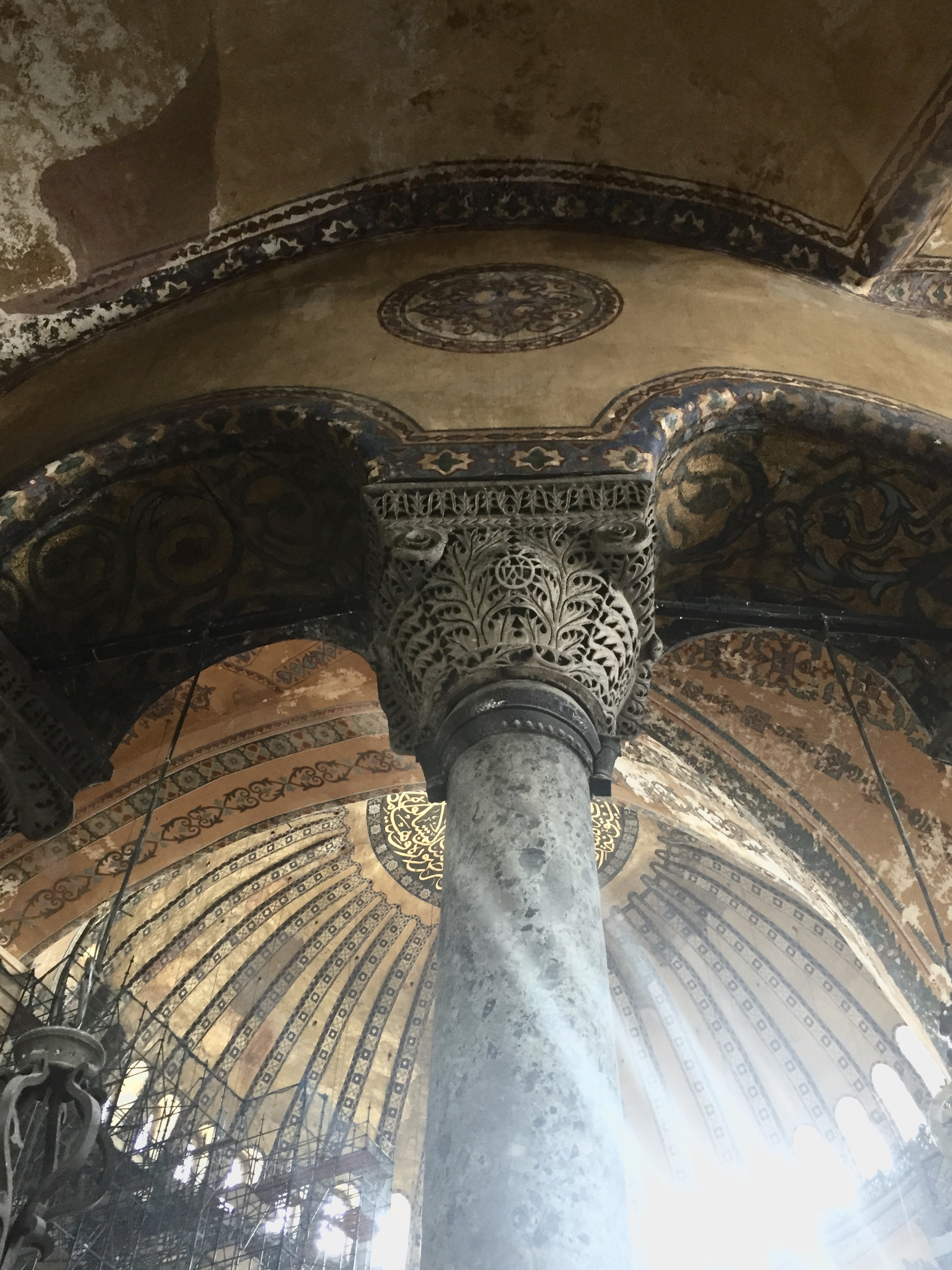Image of Hagia Sophia, Stop 2 on our Istanbul itinerary