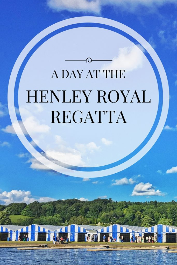 What to wear and how to spend a day in the sun at the Henley Royal Regatta