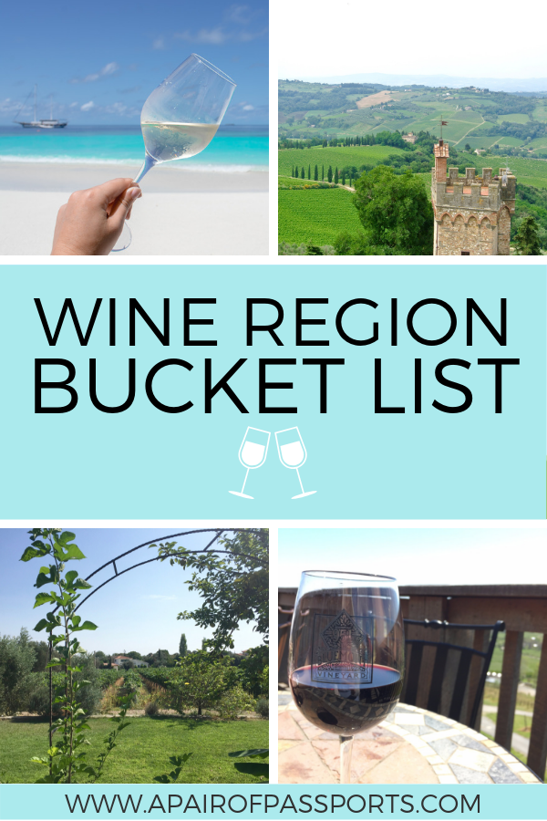 Wines of the World: The best wine regions to visit around the world