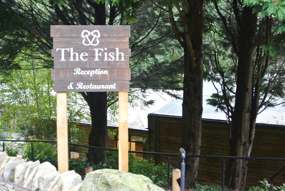Review The Fish Hotel In Broadway Cotswolds Uk