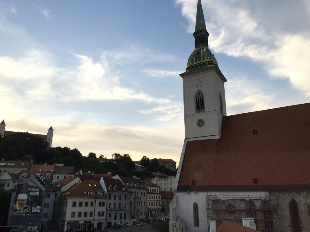 24 Hours in Bratislava - A One Day Itinerary covering the best of Bratislava, Slovakia