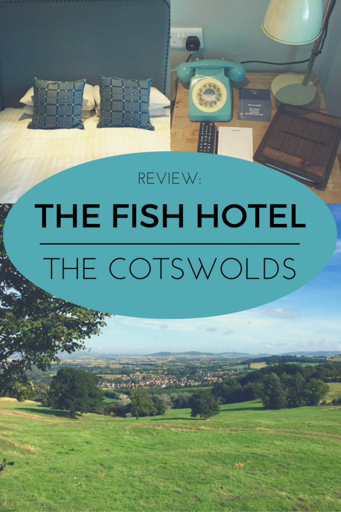 Heading to the Cotswolds soon? The Fish Hotel, in Broadway, is great for any length of stay. Check out a detailed review by A Pair of Passports