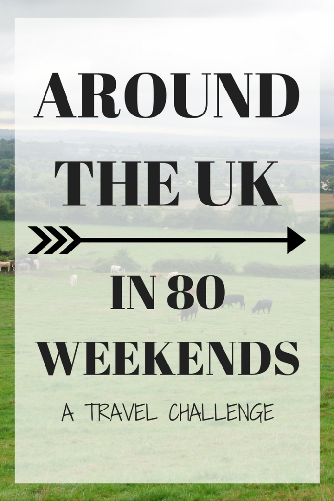 Read about our challenge to see as much of the UK as possible in the next 80 Days. by A Pair of Passports