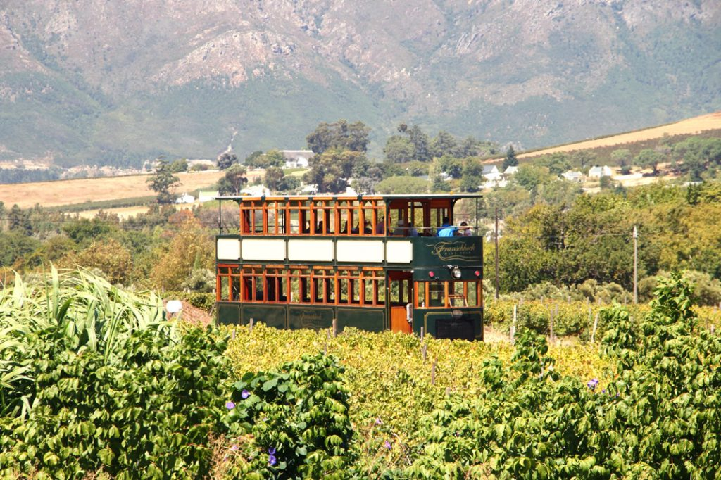 Franschhoek, South Africa - Best wine regions around the world