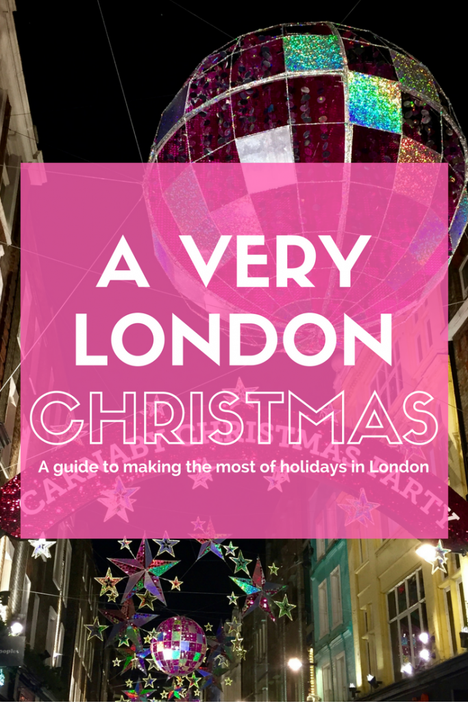 London is one of the best cities in the world when it comes to the festive season. Check out our guide on how to make the most of your holiday period in London! by A Pair of Passports