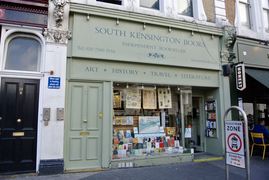 Fall in love with South Kensington - a London neighborhood guide by A Pair of Passports