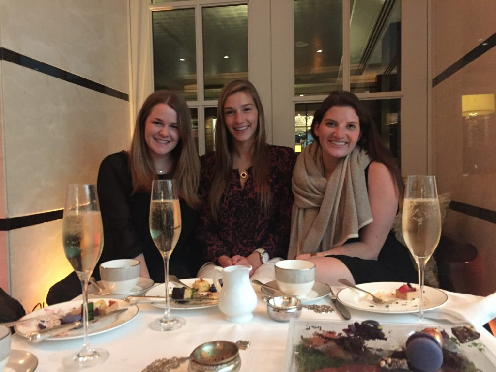 Christmas In London - Festive Afternoon Tea in London - Conrad St James Hotel
