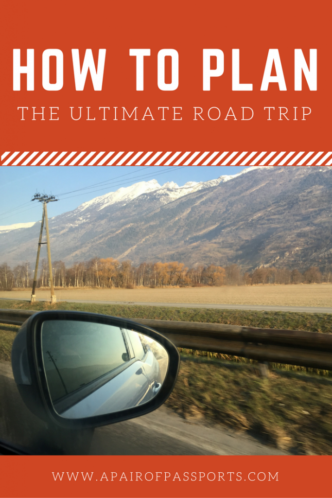 A handy guide for planning road trips. Everything you need - where to start, planning tips, and road trip essentials. By A Pair of Passports