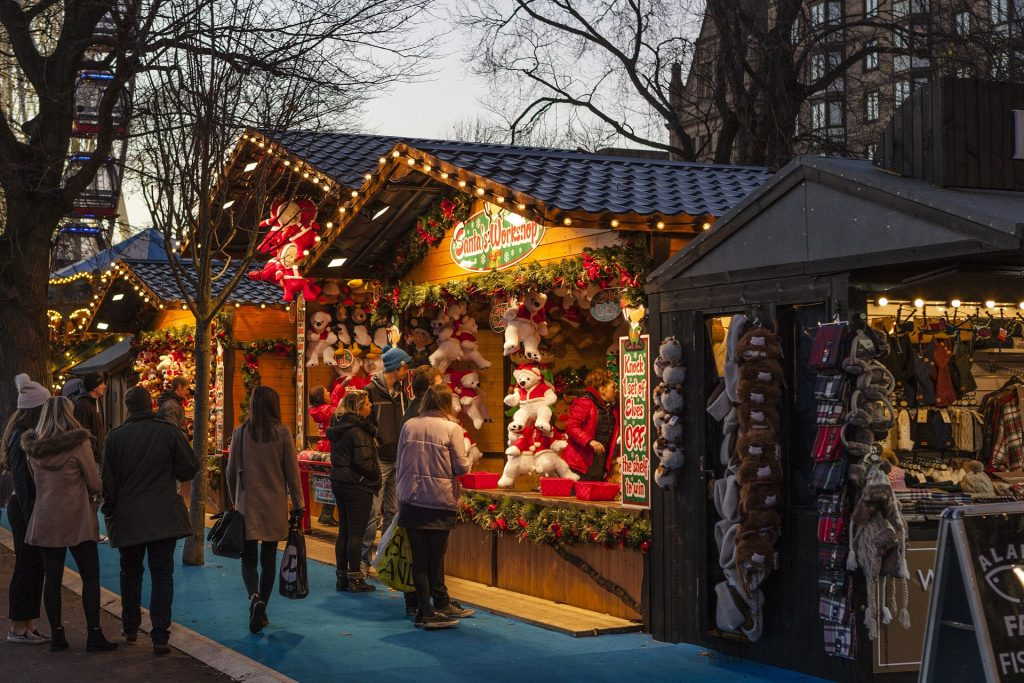 Christmas Market - Christmas in London