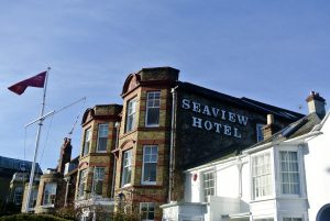 Seaview Hotel, Isle of Wight, United Kingdom | Hotel & Accommodation Review | England Travel | Dog Friendly Accommodation