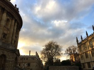 Finding the Romance in Oxford & Cambridge, England Romantic Destinations