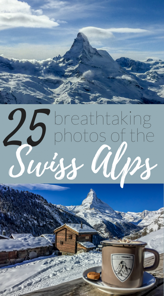 25 Photos of the Swiss Alps that will leave you dreaming - Switzerland photo inspiration - beautiful photos of Switzerland