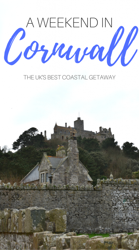 Add these items to your itinerary for your weekend in Cornwall! Cornwall, UK
