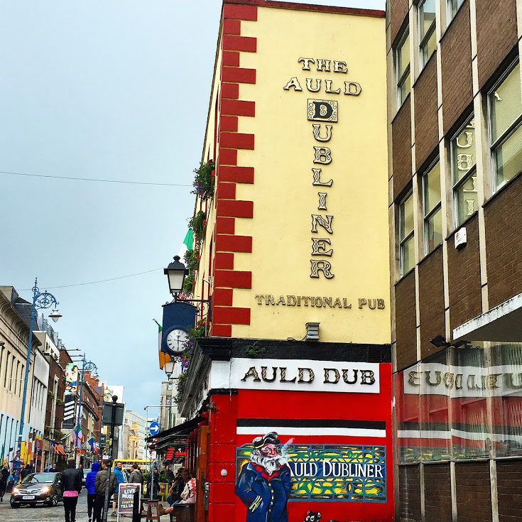 Auld Dubliner - Where to drink Guinness in Dublin