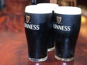 Where to drink Guinness in Dublin