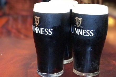 Where to drink Guinness in Dublin