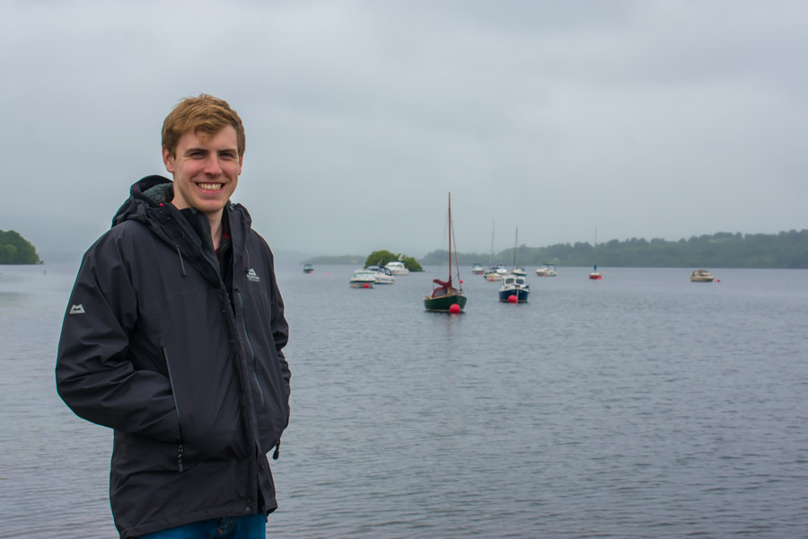 Meet A Pair of Passports - Sean