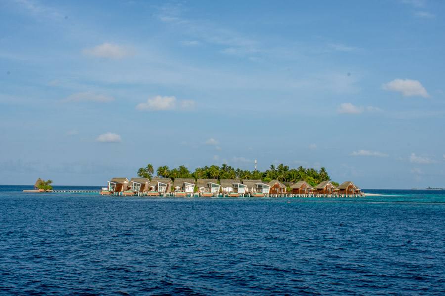 Kandolhu Island - Maldives honeymoon destination