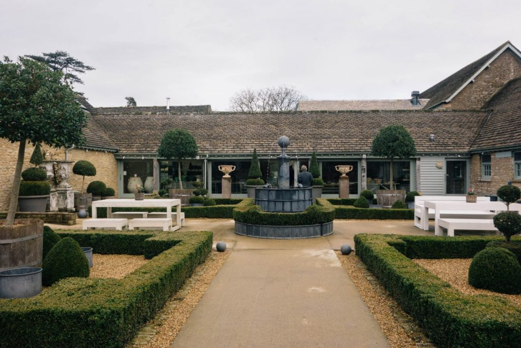 Romantic Hotels in England - Daylesford Farmhouse - Where to Stay in England - Cotswolds Romantic Hotel - Most Romantic Hotels in the UK