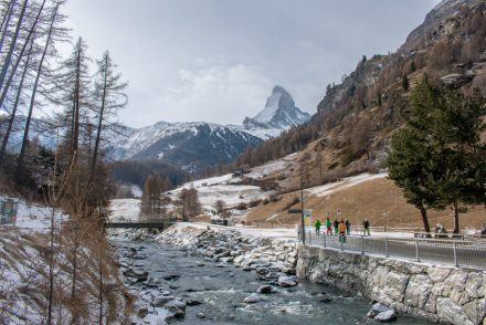 Photos of the Matterhorn