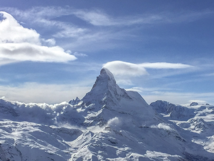 Rothorn - Zermatt, Switzerland - Photos of the Matterhorn