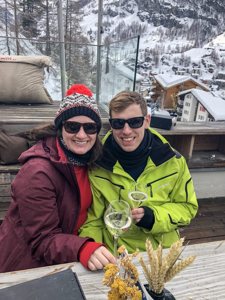 Apres Ski in Zermatt - Where to drink in Zermatt - Cervo - Zermatt, Switzerland