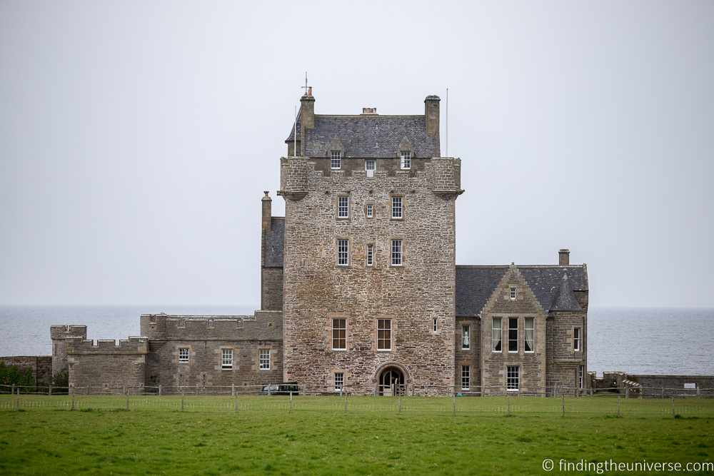 Romantic Hotels in Scotland - Ackergill Castle - Most Romantic Hotels in the UK - Where to Stay in Scotland - North Coast 500 Accommodation
