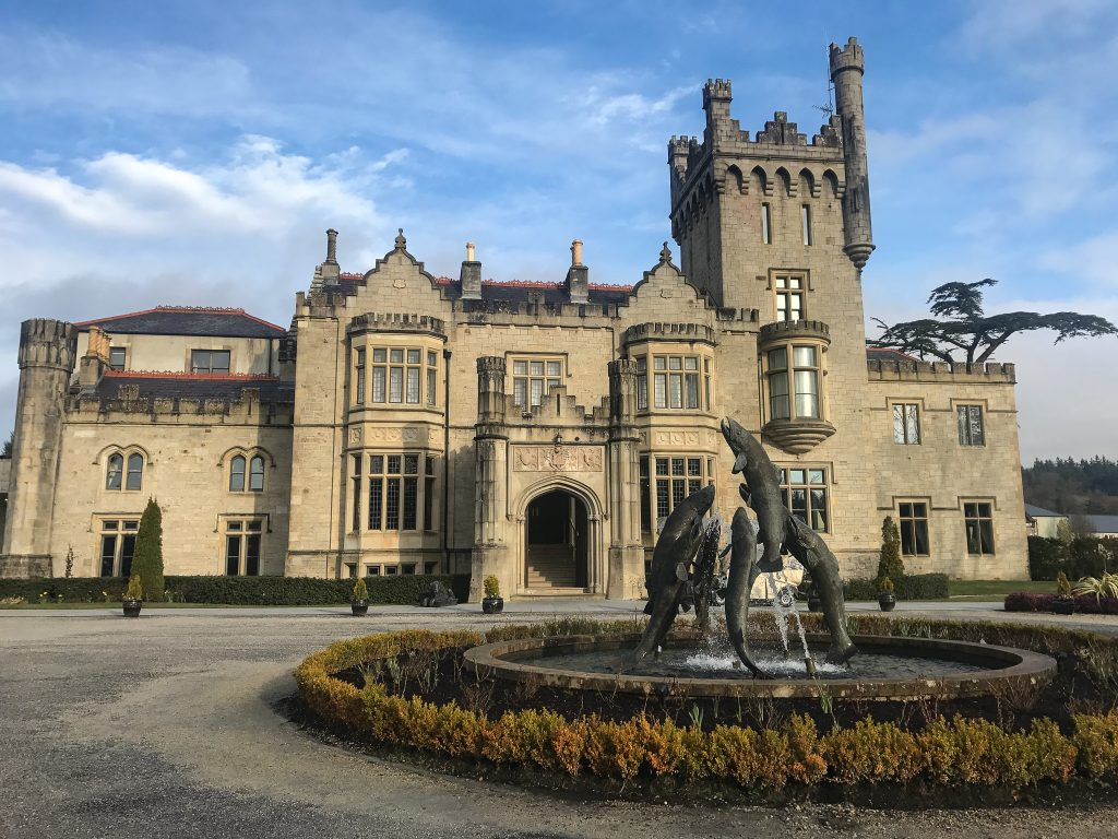 Romantic Hotels in Ireland - Lough Eske Castle Donegal - Where to Stay in Ireland - Most Romantic Hotels in the UK & Ireland