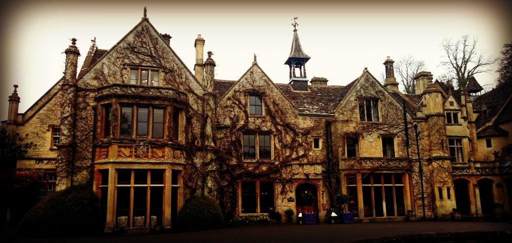 Romantic Hotels in England - The Manor House Castle Combe - Where to Stay in England - Cotswold Accommodation - Most Romantic Hotels in the UK