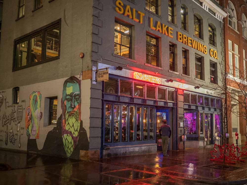 Salt Lake City, Utah - Best Cities for Beer Lovers - Craft Beer Regions