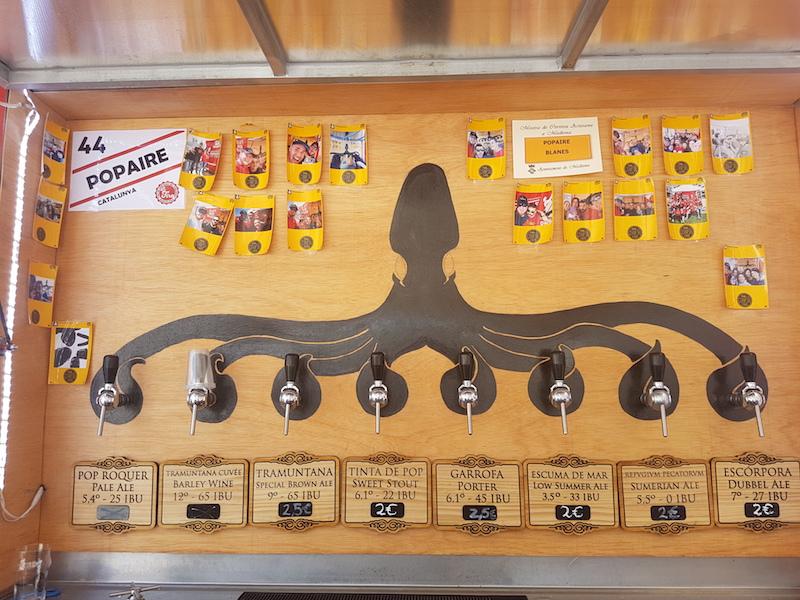 Costa Brava, Spain - Best Cities for Beer Lovers - Craft Beer Regions