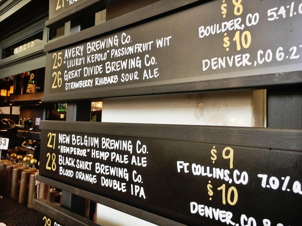 Denver, Colorado - Best Cities for Beer Lovers - Craft Beer Regions