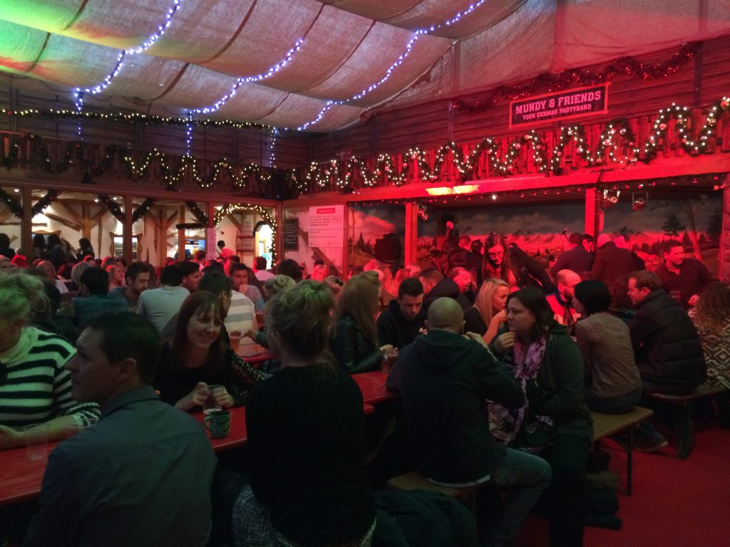 UK's Best Christmas Markets for Adults - Leeds Christkindelmarkt