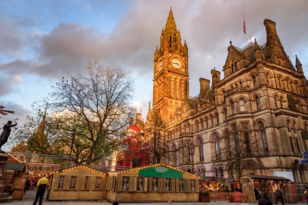 UK's Best Christmas Markets for Adults - Manchester Christmas Market