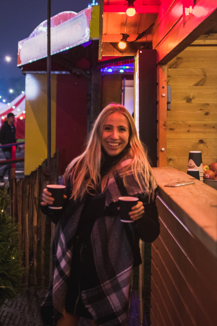 Winterville Clapham - Adult Christmas Market London