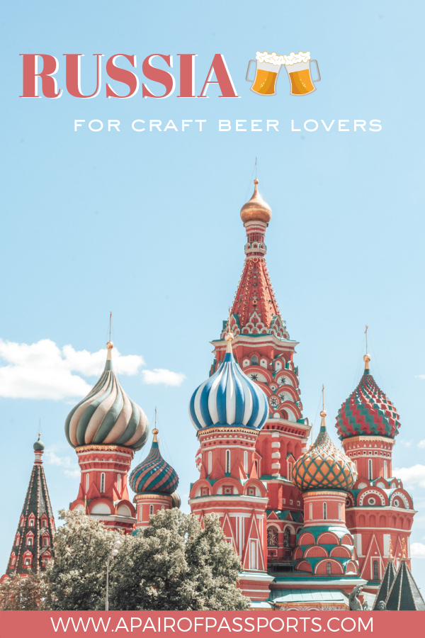 Here's a list of craft beer bars in Russia | Russian craft beer