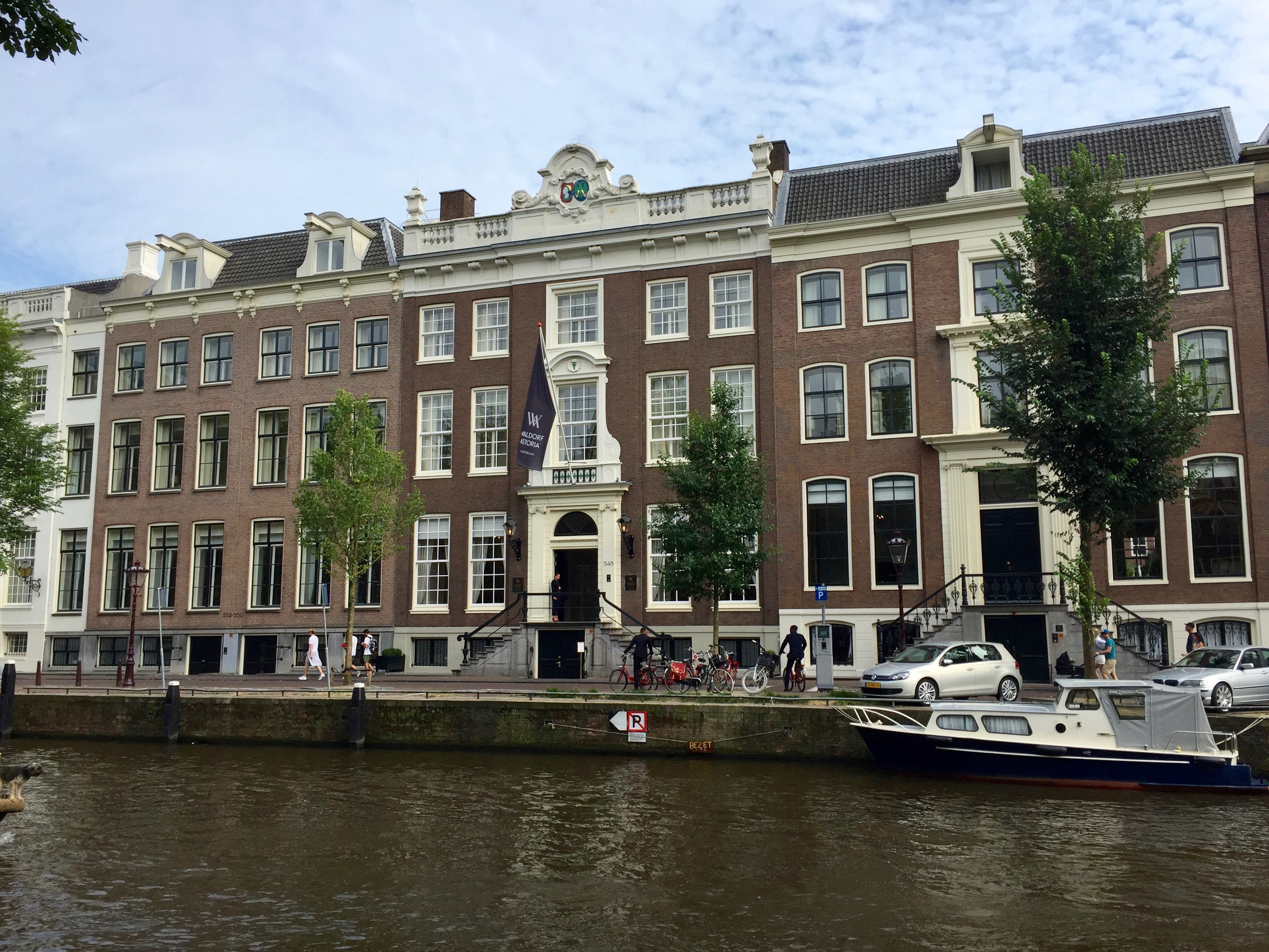 Waldorf Astoria Amsterdam - Most romantic hotels in Europe, romantic hotels in the Netherlands