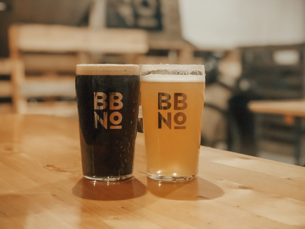 London Bridge Food Tour: Brew by Numbers, Bermondsey Beer Mile