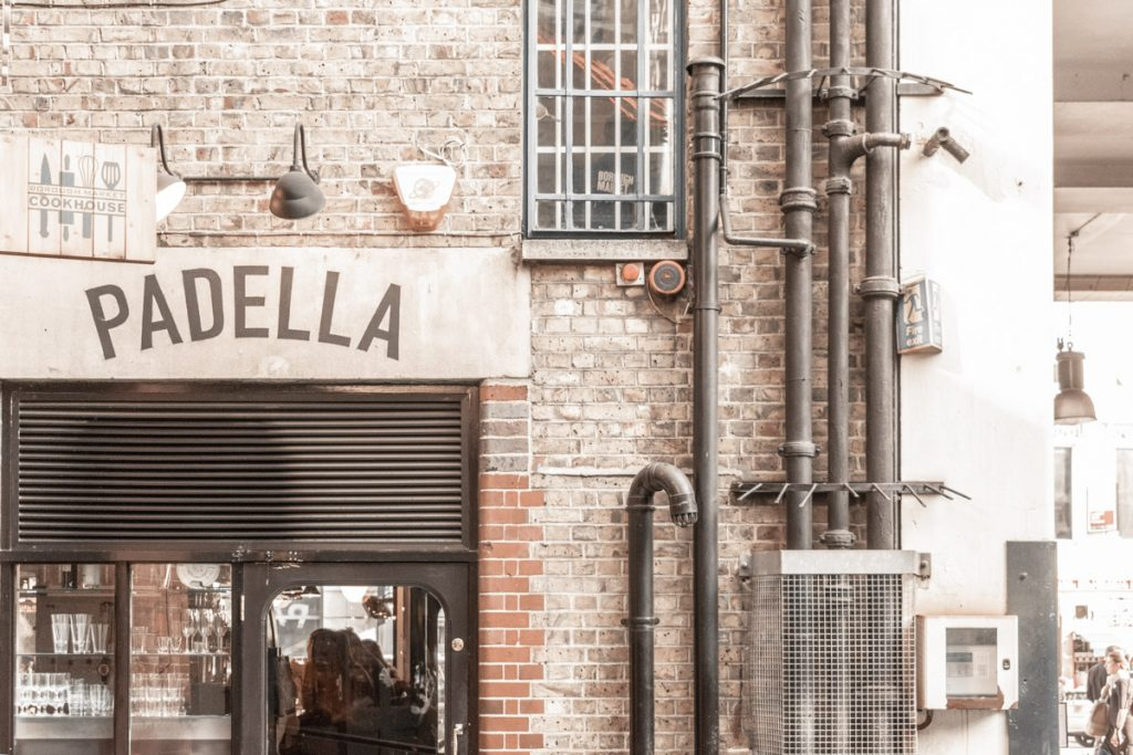 Padella, Borough Market: London Bridge Food Tour